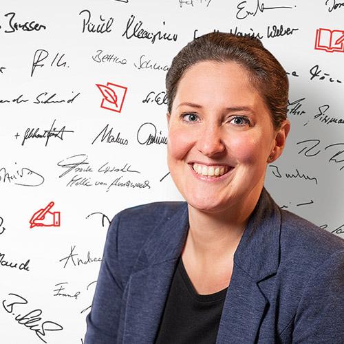Susanne Weimann, Geschäftsführender Vorstand der Kinderturnstiftung Baden-Württemberg